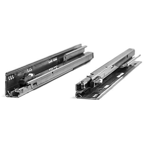 SOTECH 1 Paar Blum Tandembox Korpusschienen, 270 mm, Vollauszug links/rechts mit Blumotion bis 30 kg belastbar