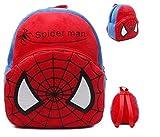 Mochila Spiderman Personaje Dibujos Animados niños niñas de Peluche...
