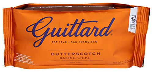 Guittard Chocolate Butterscotch Chips, 12 oz