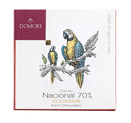 Domori - Cacao National 70% Ecuador 50g