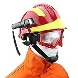 Rettungshelm für Erwachsene ABS Helme, Erdbebenrettung Schutzhelme Anzug, Beinhaltet eine...