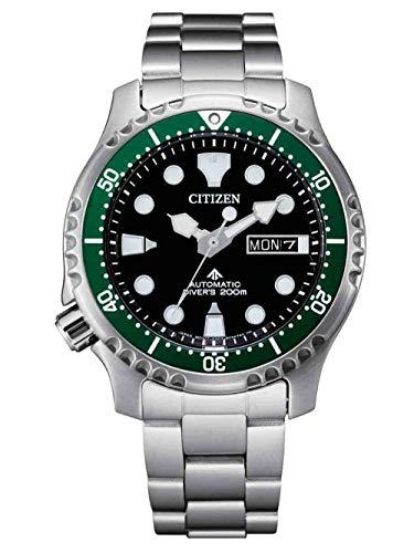 Citizen Orologio automatico NY0084-89E
