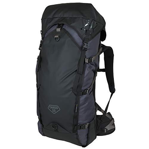 [PaaGoWORKS(パーゴワークス)] カーゴ 55 ブラック HP004BLK