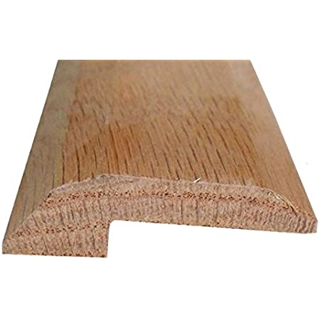 Solid Red Oak Interior Threshold Style 2 48 Inches Long Household Door Sills