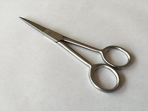 Laborschere, 12,7 cm, Chirurgenstahl, 18/8 304