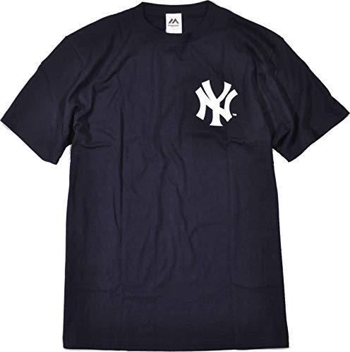 半袖Tシャツ TANAKA(田中将大) ヤンキース (NVY1紺,S)