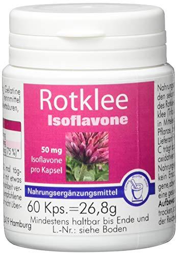 Pharma-Peter ROTKLEE ISOFLAVONE Kapseln, 60 Kapseln