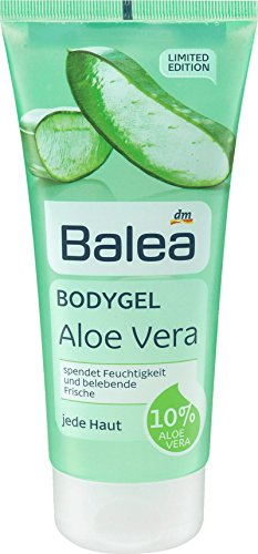 Body Gel Aloe Vera, 200 ml