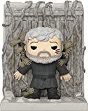 Funko- Pop Deluxe: Game of Thrones-Hodor Holding The Door Juguete...