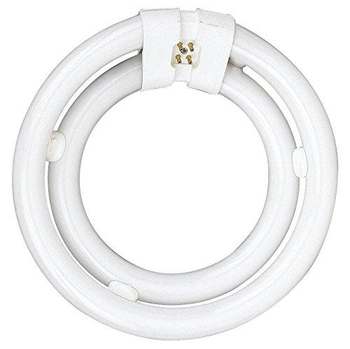 FC55T6/SW FC55/2C/835 55 Watt Double Tube Circline Fluorescent lamp, Soft White Color Temperature