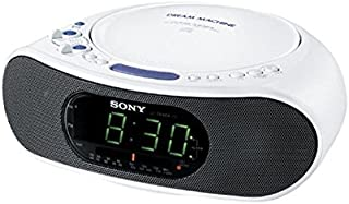SONY ICF-CD837 AM/FM Stereo Clock Radio with CD Player (Discontinued by Manufacturer)