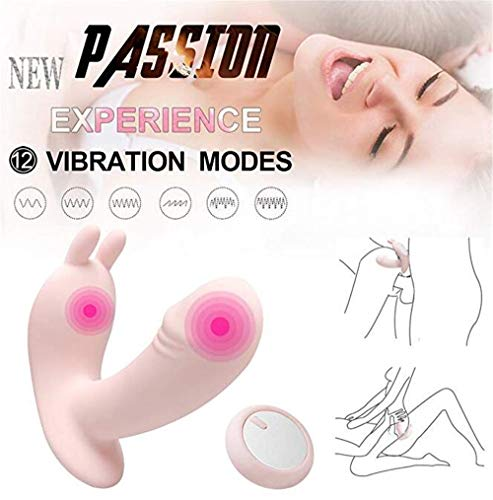 Wireless USB Rechargeable Remote Massager, Wearable Vibrator to Make Ladies Happy, Personal Happiness, Vibrator Sunglasses for Entertainment