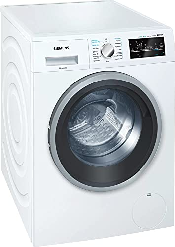 Siemens Washer Dryer 8/5 Kg, Medium (White, 400050)