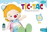 Tic-tac - É Tempo De Aprender - Meu Primeiro Livro Vol.iniciall
