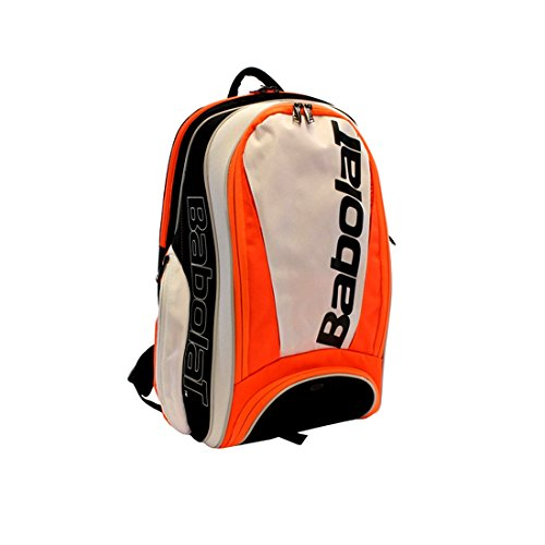 Babolat - Pure Tennis Backpack White and Red - (B753071-149)