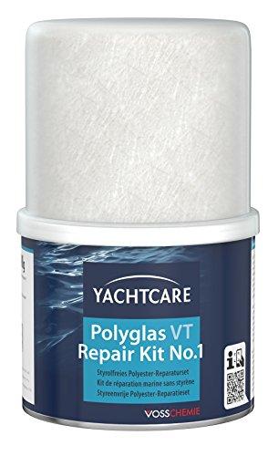 Yachtcare POLYGLAS REPAIR KIT VT Nr. 1 Polyesterharz, 400g