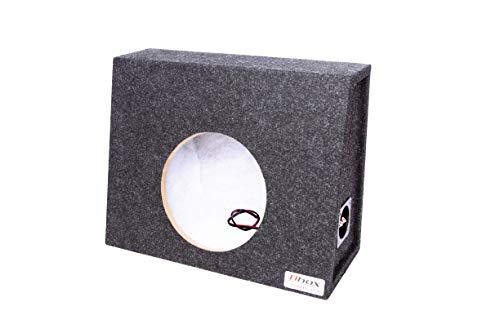 "Single 10"" Subwoofer Regular Standard Cab Truck Sub Box Enclosure 3/4"" MDF Speaker Box"