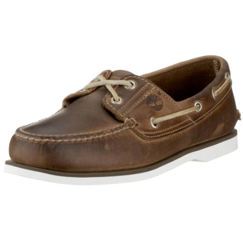 Timberland Icon Classic 2-Eye, Chaussures Bateau homme - Marron (71510), 40 EU (7 US)