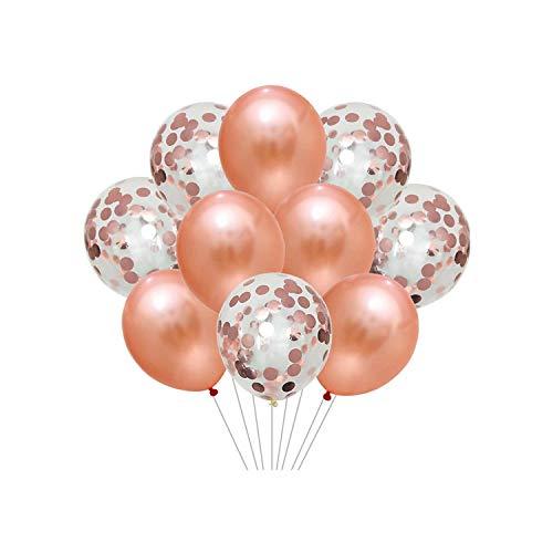 Green HX Luftballons Party |10 Stück / Los 12-Zoll-Latex-Luftballons und farbige Konfetti-Geburtstagsfeier-Dekorationen Mix Hochzeitsdekoration Helium-Luftballon-Deep Sapphire-12-Zoll