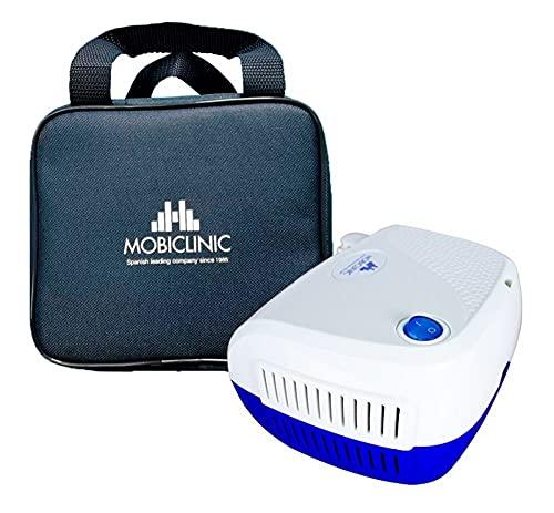 Mobiclinic, Neb-2, Nebulizador compresor, Inhalador,...