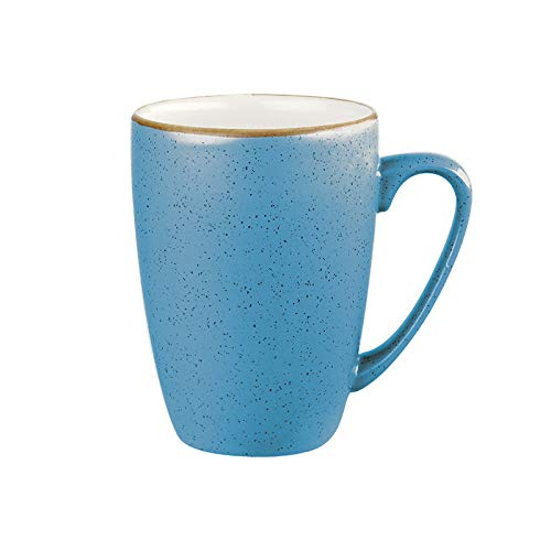 Stonecast Taza azul de aciano
