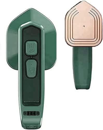 Micro plancha de vapor profesional Mini vaporizador de ropa de mano portátil, compatible con planchado en seco y en húmedo, adecuado para el hogar y los viajes