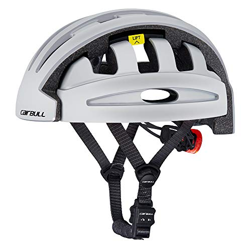 Cairbull Casco de Ciclismo Plegable City Leisure 55-59cm