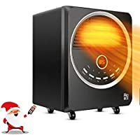 Air Choice 1500W Space Heater with 4 Wheel