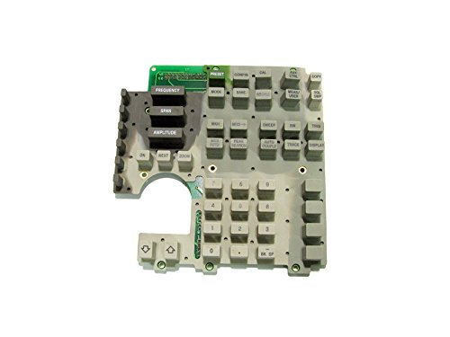 HP Agilent 08590-60405 KEYBOARD Card Assembly