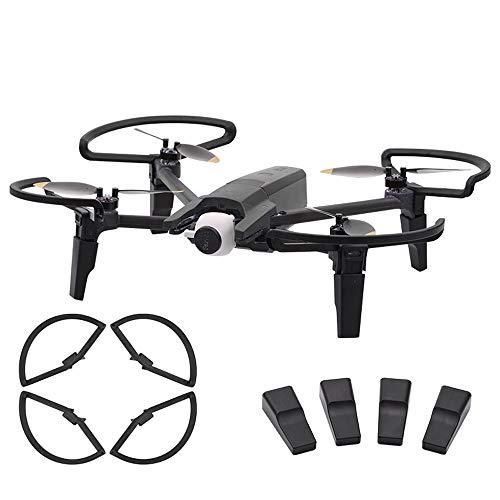 bescita Propeller Guard Protector + Fahrwerk | für Papagei Anafi Drone Quadcopter Zubehör