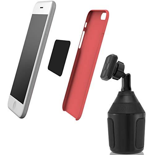 Magnetico auto veicolo bevanda titolare supporto magnetico per Smartphone Tablet PC Navi