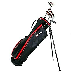 top 10 golf clubs for beginners Lamb Golf SGS Right Hand Men's Golf Club with Stand – Steel Rod