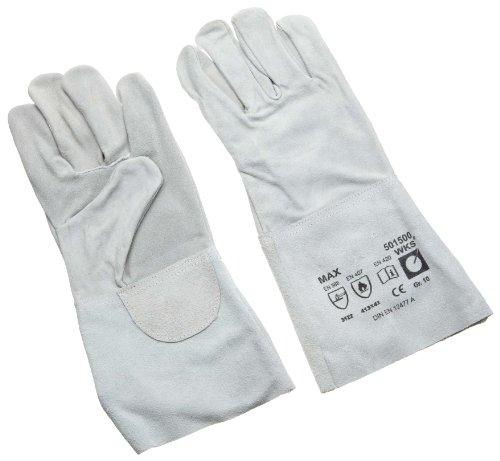 Original Einhell Schweisserhandschuhe (Größe 10)