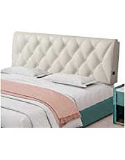 LIANGJUN クッションベッドの背もたれ抱き枕, 耐久性 柔らかい 極細繊維 サポートパッド, モダン シングルダブル ウエストパッド にとって ヘッドボード付きベッド, 8色, カスタムサイズ