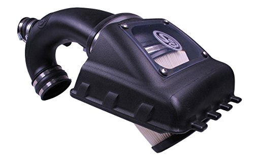 S&B Filters 75-5067D Cold Air Intake for 2011-2014 Ford F-150 3.5L EcoBoost (Dry Extendable Filter)
