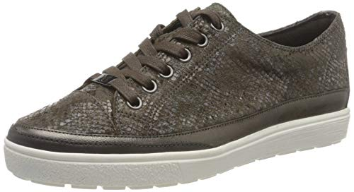 Caprice 9-9-23654-25 218, Zapatillas Mujer, Dk Grey Rept, 39 EU
