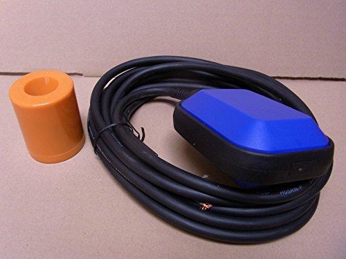 BIHL - Schwimmerschalter 5m Wechsler Wechselschalter Tauchpumpe Pumpe Schwimmschalter NEU