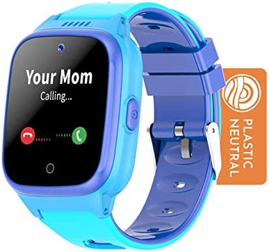Cosmo JrTrack Smartwatch Kids 4G Smartwatch Includes 1 Month Unlimited 4G Data 2 Way Voice and product image