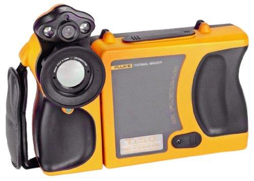 Fluke TiR3 IR-FlexCam Thermographie Wärmebild-Kamera mit Zubehör