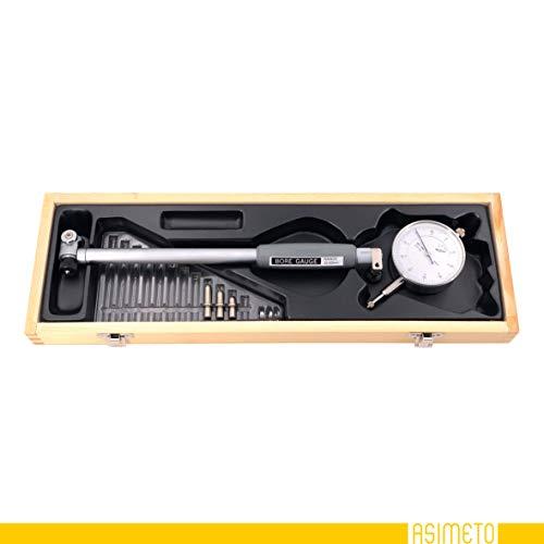 Innenfeinmessgerät, Messbereich: 35-50 mm, Ablesung: 0,01 mm, 231-04