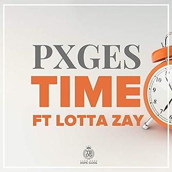Time (feat. Lotta Zay)