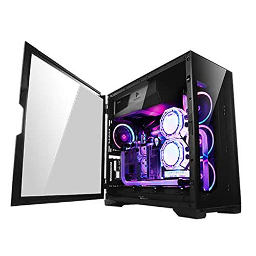 Antec PerformanceOne Gehäuse P120 Crystal Midi Tower schwarz Retail