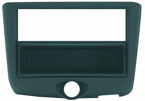 PH 3/396 Mascherina con foro ISO/Doppio Iso/Doppio DIN colore neroToyota Yaris 9903