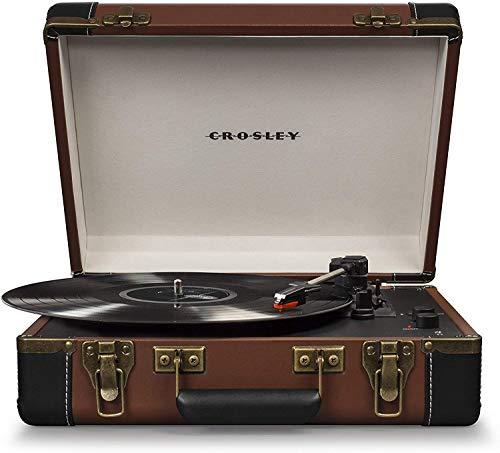 Crosley Executive USB Plattenspieler Bluetooth (Brown)