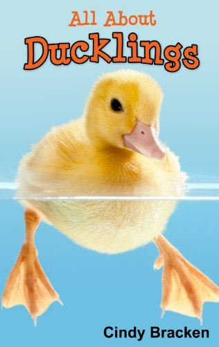 All About Ducklings - A nonfiction easy reader for kids