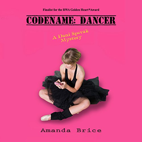 Codename: Dancer audiobook cover art