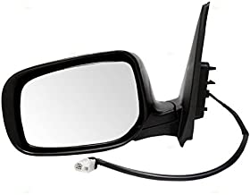 Drivers Power Side View Mirror Heated Replacement for Toyota 8790902A81 AutoAndArt