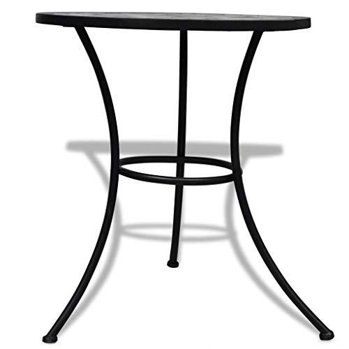 Lyrlody- Set da tavolo da bistrot per esterni, mobili da giardino, set da pranzo, sedie da giardino,...