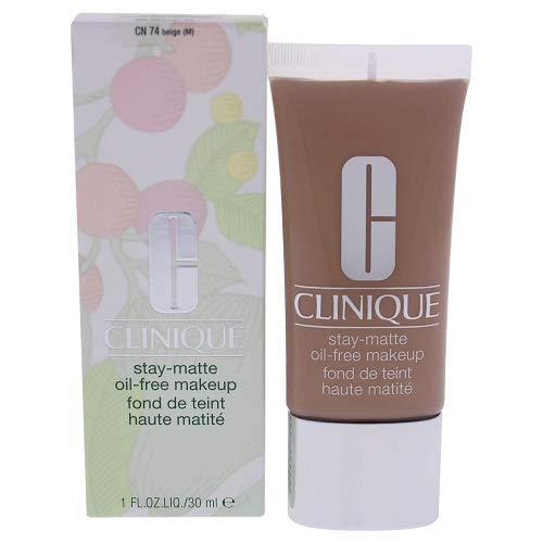 Clinique Stay Matte Oil-Free Makeup 15, 74 BEIGE, 1 unidad