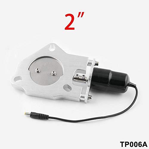 Maso 51 mm válvula de control remoto eléctrico sistema de escape silenciador